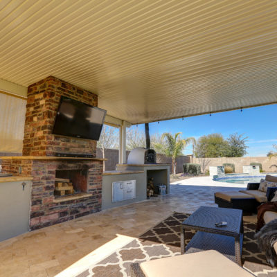 Outdoor Entertainment Room #5